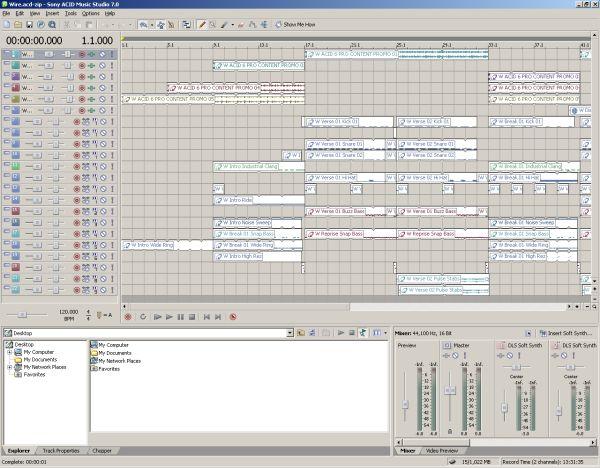 ACID interface