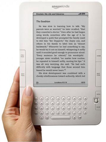 Amazon Kindle 2