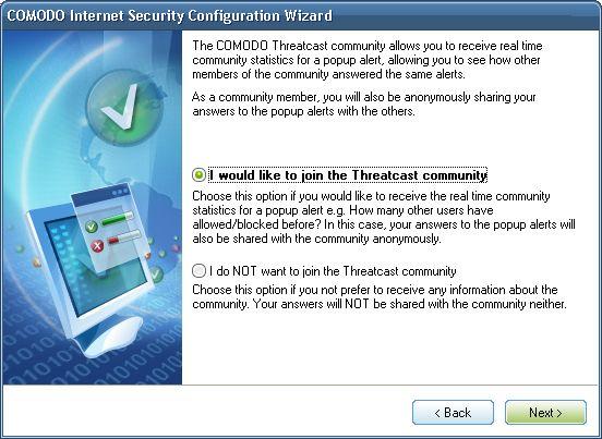 Configuration - Threatcast