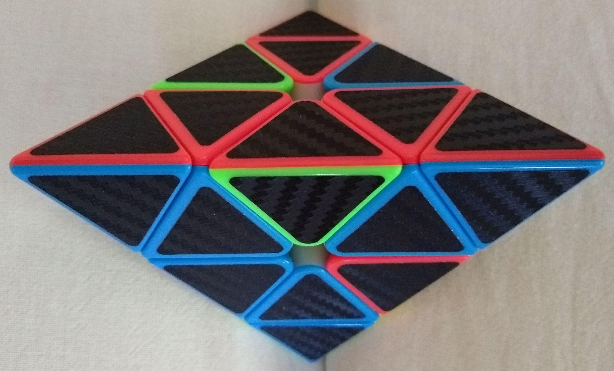 Mismatching edge pair in bottom layer