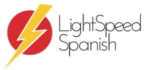 LightSpeed Spanish logo