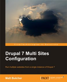 Drupal 7 Multi Sites Configuration
