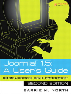 Joomla! 1.5 A User's Guide, 2nd Edition