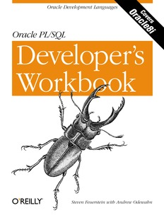Oracle PLSQL Developer's Workbook